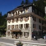 Hotel-Argentièrea