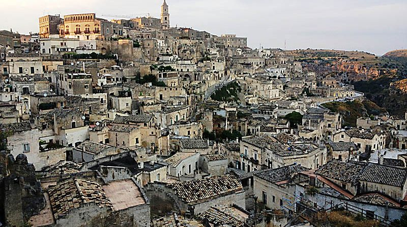 Les Pouilles en Italie du sud